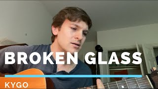 Kygo ft Kim Petras - Broken Glass (Acoustic Cover by Chris Zurich)