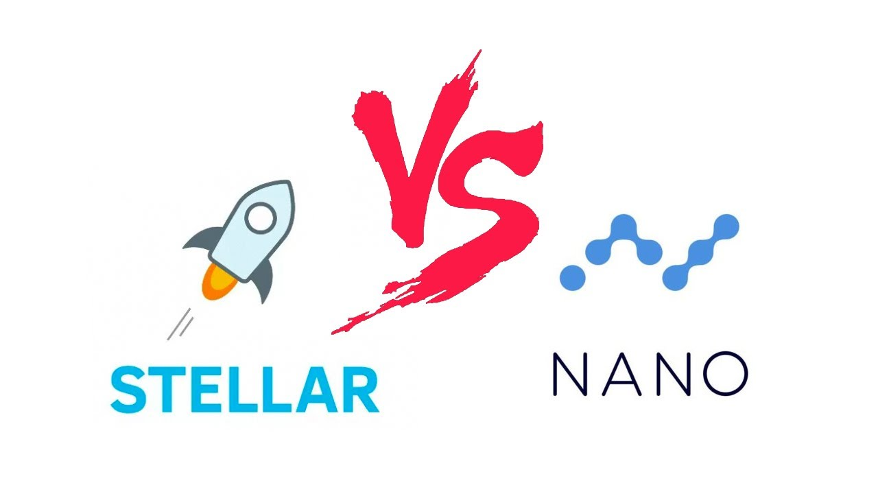 NANO VS STELLAR LUMENS (XLM) - FEATURES - NANO, XLM SPEED COMPARISON