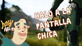 SideQuest: Halo a la pantalla chica - Hey Arnoldo