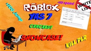 ROBLOX Exploit: YAS-7 Cracked Showcase [PATCHED!]