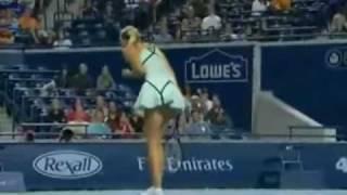 Just Sharapova Dance