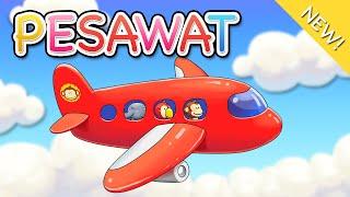 Download Video Lagu Anak Indonesia | Pesawat MP3 3GP MP4