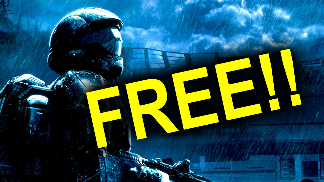 Halo 3 ODST On XBOX ONE For FREE YouTube