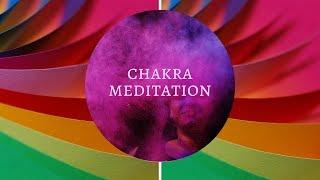 Chakra Meditation | Meditations Challenge für Anfänger