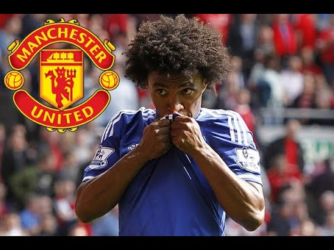 Man Utd Transfers: £60 Million Move For Chelsea's Willian?