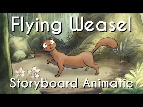 Flying Weasel - Storyboard Animatic