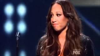Melanie Amaro, I Have Nothing with Whitney Houston