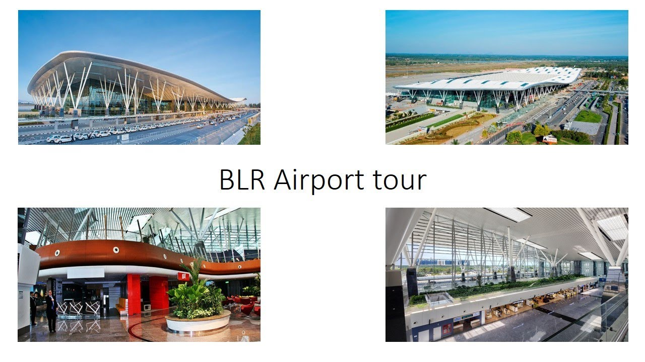 Kempegowda International Airport Complete Tour | Cool Warriors