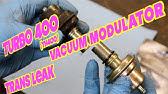 Th400 vacuum modulator hook up