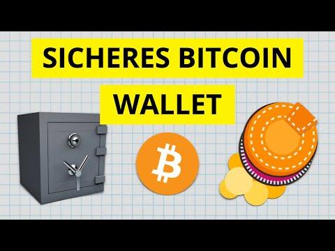 Sicheres Bitcoin Wallet erstellen - Schritt-für-Schritt Anleitung - Electrum Deutsch Geldbeutel 🔒