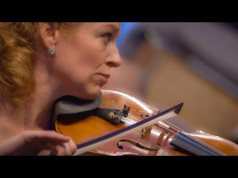 Widmann | Inkinen | Alban Berg: Konzert für Violine und Orchester | Deutsche Radio Philharmonie