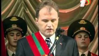 Полная версия инаугурации президента Евгения Шевчука