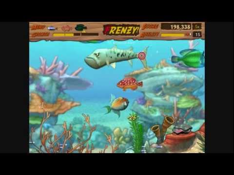 Let's Play Feeding Frenzy 2 - Part 2 - Laughable Levels