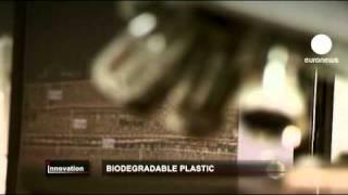 Bioplastik aus Molke