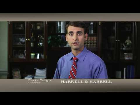 Personal Injury Lawyer Palatka - Charlie Douglas with Harrell & Harrell - Video