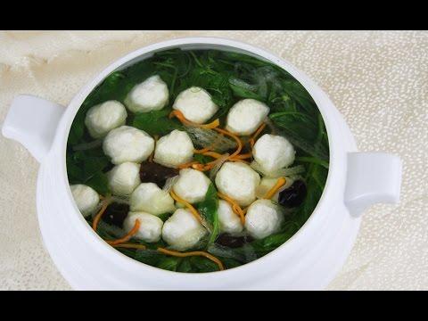 Тефтели в супе