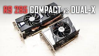 1440p Gaming for mini-ITX! Sapphire R9 285 ITX Compact vs Dual-X Thumbnail