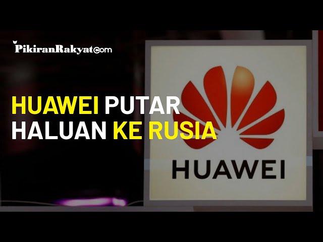 Dapat Sanksi di AS, Pendiri Huawei Putar Haluan ke Rusia
