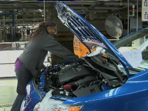 California Automobile Assembly Plant to Close