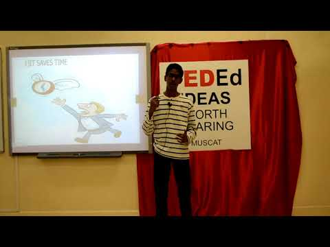 Flying Cars | Abdul Basit | TED-Ed Club Muscat
