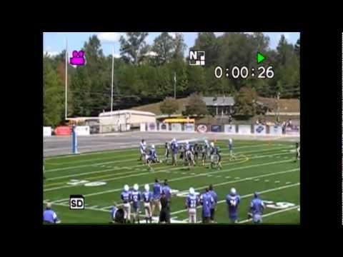 #4 WILLIE DAVIS 2011 season highlights Fannin county