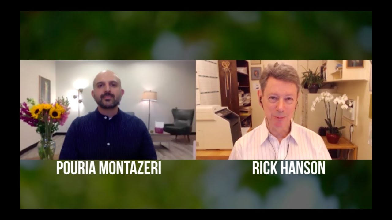 Rumi - The Foundations of Well-Being with Rick Hanson, PhD.