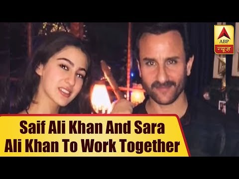 Saif Ali Khan And Sara Ali Khan To Work Together As Father-Daughter In Nitin Kakkar`s Movie