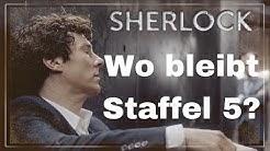 Wann kommt die 5. Staffel ''Sherlock''?   Sherlock Stories