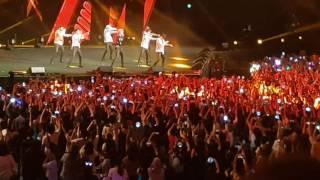 [20170804] Music Bank Singapore 뮤직뱅크 싱가폴 - BTS 방탄소년단 - 불타오르네 (Fire)