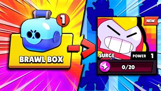 One Box.. One Chromatic Brawler..?? CRAZY Surge Pull!