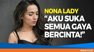 Hot Interview: NONA LADY - Male Indonesia | Model Seksi Indo