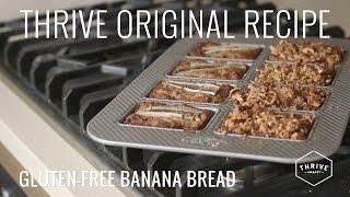 How To Make Gluten-free Banana Bread