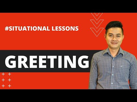 Lesson 1: Greeting - Chào Hỏi (Learn Southern Vietnamese Accent with SVFF)