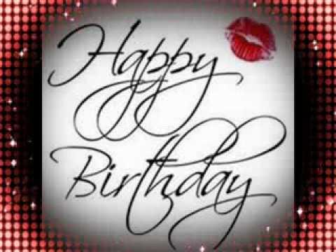 Adult Happy Birthday Card