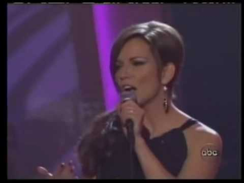 Martina McBride - I Never Promised You A (Rose Garden)