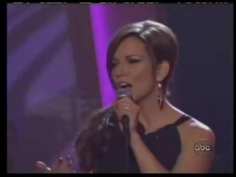 Martina McBride - I Never Promised You A (Rose Garden)