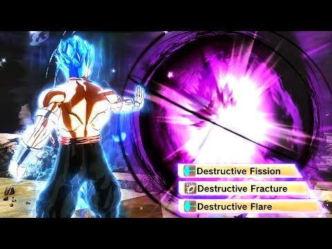 Destructive Fission is
