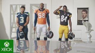 NFL on Xbox: People Skills