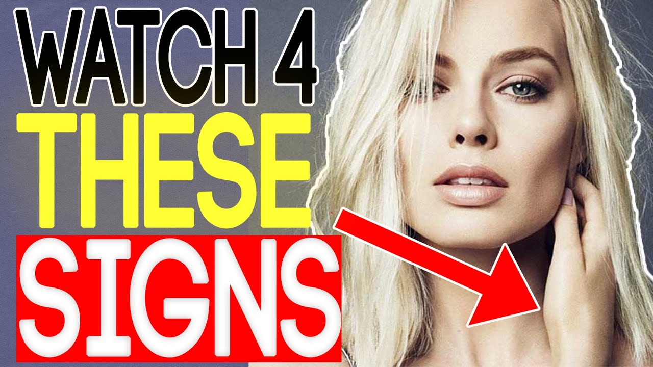 8 Physical Signs of Female Attraction - HIDDEN Signals She