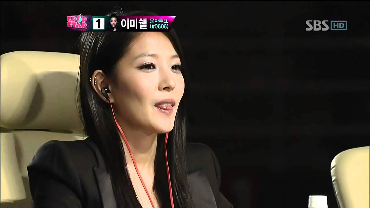 Lee michelle [One Night Only] @KPOPSTAR Live Episode ...