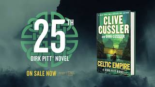 Celtic Empire by Clive Cussler | Book Trailer