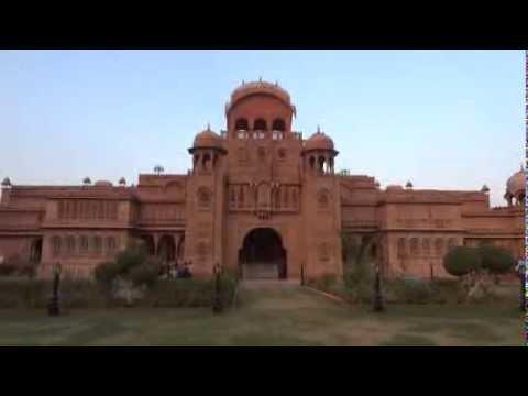 Laxmi Niwas Palace, Bikaner, RajastHan,INDIA