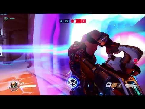 XIM APEX - Overwatch 21 Killstreak on Gibraltar McCree (PS4
