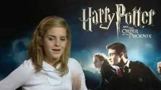 Harry Potter on Richard & Judy 6 July 2007