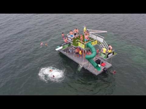 Jungle Float (Tarzan Boat) makes a splash opening in Sydney Australia