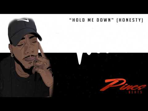 Bryson Tiller Type Beat 2017 | Hold Me Down (honesty)