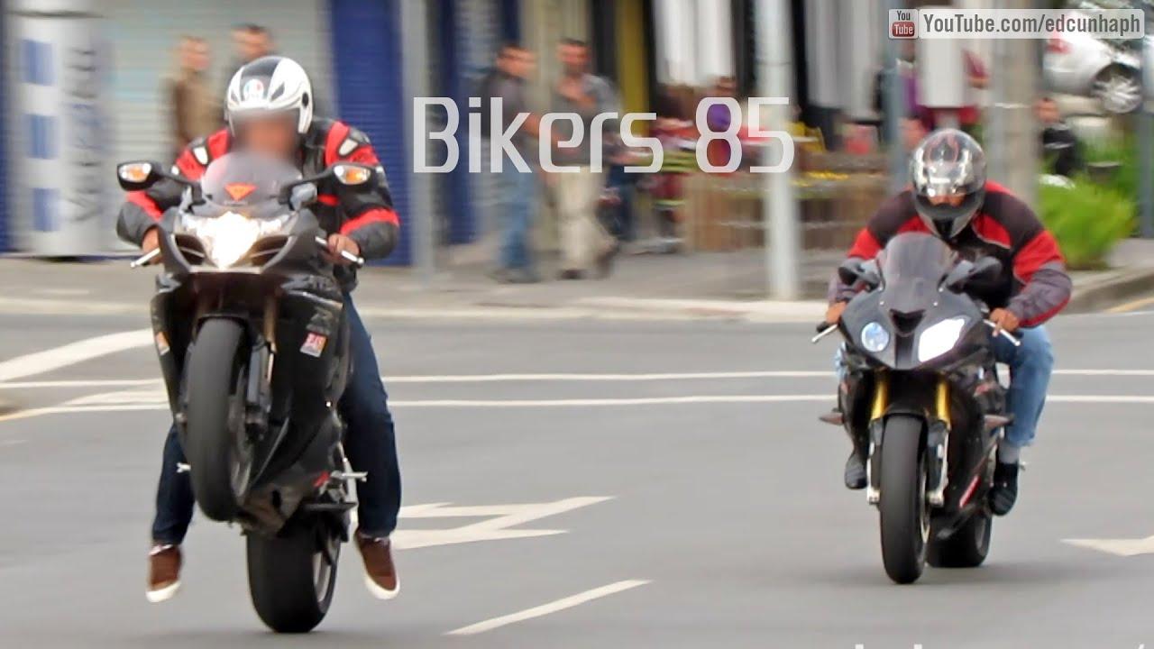 bikers 85 - s1000rr vs. gsxr 1000, ducati, mv agusta, kawasaki