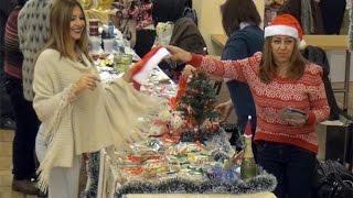 «Սիրիահայ մշակույթի շնուչը Երեւանում» բարեգործական ցուցահանդես տոնավաճառ