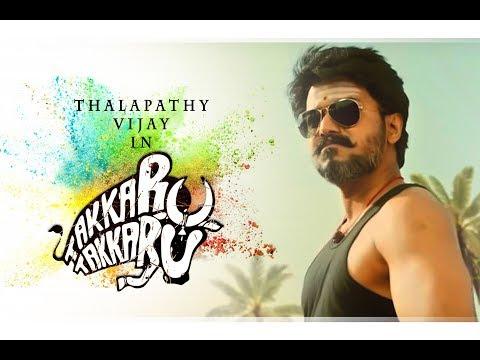 Takkaru Takkaru Thalapathy Vijay Mersal Version - Hip Hop Tamizha Beat