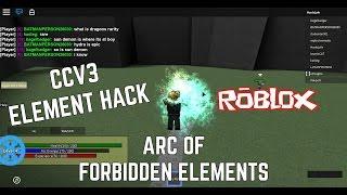 ROBLOX l Arco di elemento proibito Hack Ccv3 - Qualsiasi arco Hack! ( Collegamento in desc )